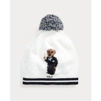 Ralph Lauren 小熊针织帽