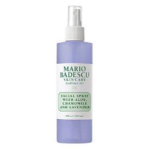 Amazon.com: Mario Badescu Facial Spray with Aloe, Cucumber & Green Tea Duo, 2 oz. & 4 oz.: Beauty