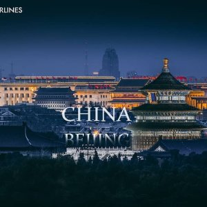 As low as $317.67Ending Soon: Los Angles -Beijing  Roundtrip Airfare on Hainan Airlines