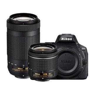 $569 (原价$649)Nikon D5600 + 18-55 & 70-300 镜头 官翻