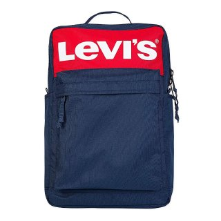 $18.86Levi's 中性款大Logo双肩包
