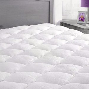 Today Only: From $62.99ExceptionalSheets Bamboo Mattress Pad with Fitted Skirt - Extra Plush Cooling Topper
