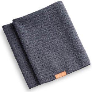 AquisWaffle Luxe 干发巾