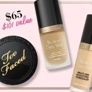 Too FacedBorn This Way Naturally Flawless Complexion Kit