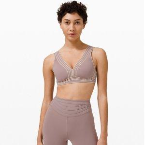 低至5折起 £19收运动内衣Lululemon 折扣区运动内衣热卖 给你最贴心的舒适体验