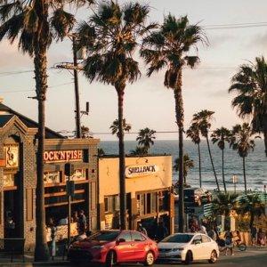 裸车价低至$9/天加州圣地亚哥 多车型租车 多平台可选