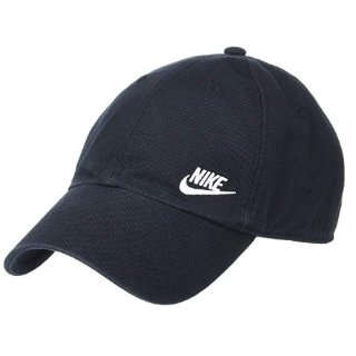 $12.74(原价$18)Nike Heritage86 Logo款纯色鸭舌帽