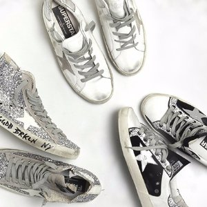 Up to 57% Off Golden Goose Shoes @ SSENSE