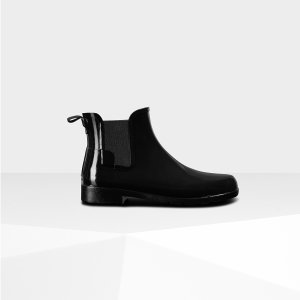 Hunter7折切尔西雨靴