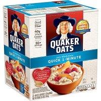 速溶早餐燕麦片 40oz 两包