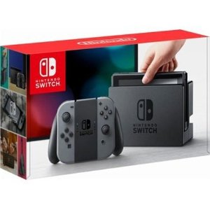 NintendoSwitch Neon Blue and Red Joy Con