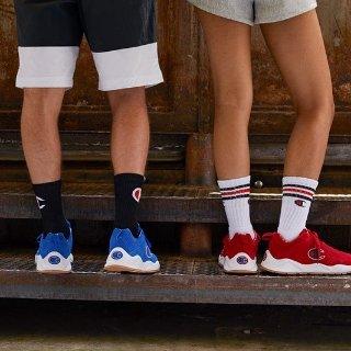 低至7折+额外7.5折Champion 男女潮流运动鞋折上折