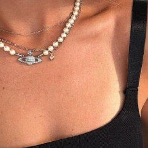 7折起+叠9折!珍珠项链£175Vivienne Westwood 宝藏款式大促 经典小土星、珍珠等爆款入