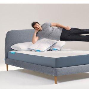 组合床品 5.5折Simba 高科技工艺记忆棉床垫 夏季大促 低至5.5折