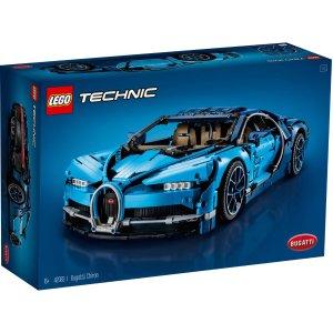 Lego7.5折收布加迪威龙