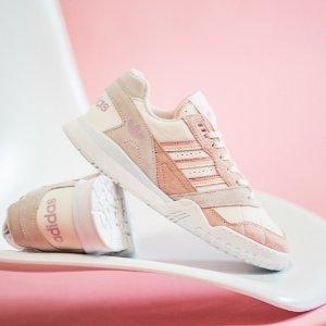 低至5折+额外7折+包邮adidas 女款超划算鞋履榜单,$26入跑鞋,$28入真皮款Gazelle和Kendall同款