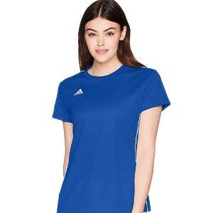 $6.00(原价$20.00) M码白菜价:adidas Core18 女子运动T恤超低价