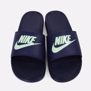5093c3869378 Nike Benassi Solarsoft JDI Slides Sale - Dealmoon