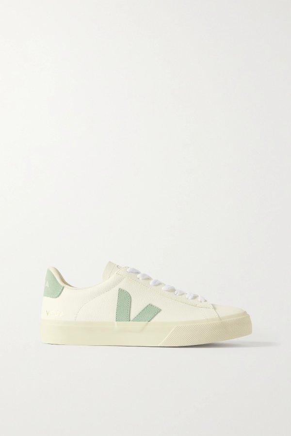 + NET SUSTAIN Campo小白鞋