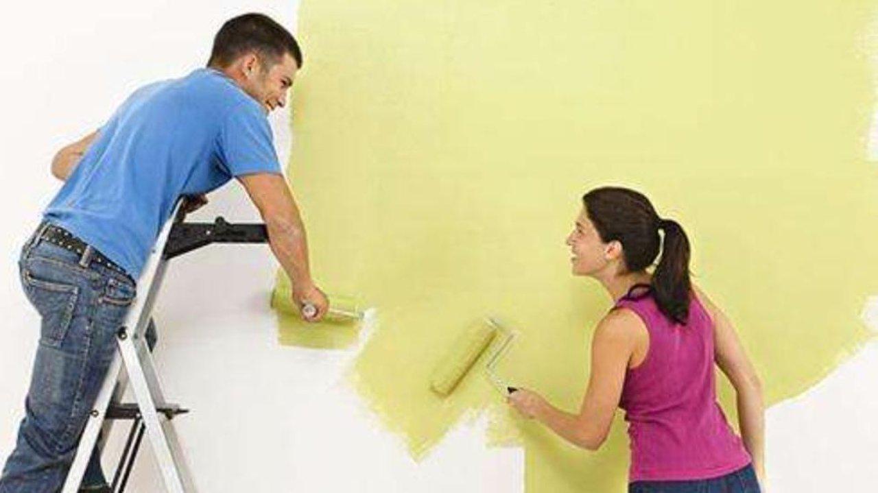 家里墙裂缝了怎么办❓墙上旧的钉子孔不好看想覆盖❓自己手动补墙就是这么简单 😺