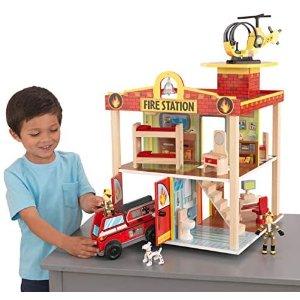 $57.99Amazon Kidkraft Fire Station Set