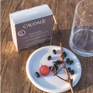 买3付2 相当于直接6.7折 每粒仅€0.4Caudalie 法国大葡萄籽胶囊30粒 包邮 美白抗氧化不能停