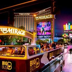 From $129 Las Vegas All-Inclusive Attractions Pass