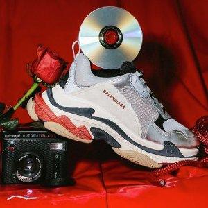 猫跟穆勒鞋$685+免邮Balenciaga 潮鞋定价优势 $890收Triple S