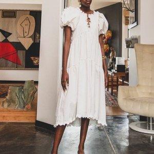 新用户85折!Lululemon新上线Matchesfashion 好价收绝美连衣裙、优雅高跟鞋、气质小手袋