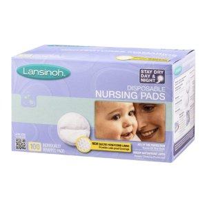 Lansinoh Disposable Nursing Pads - 100 ct