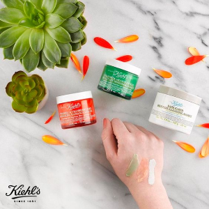 Receive 3 deluxe sampleswith any $65+ Purchase @Kiehls