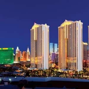 拉斯维加斯5星级 美高美署名酒店 THE SIGNATURE