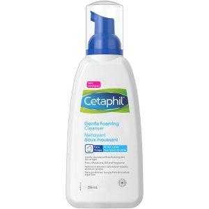 Cetaphil比氨基酸洁面更温和!温和泡沫洁面236ml