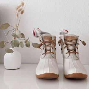 额外6折Sperry 黑五预热 精选鞋履促销