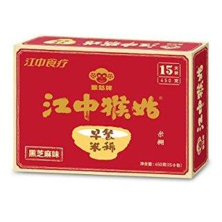 $20.86Jiangzhong Hougu Breakfast Rice Cereal 15 Packs - Black Sesame