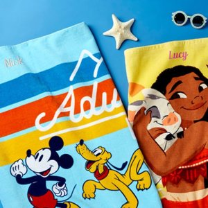 20% Off TowelsFree Personalization on Towels and More @ shopDisney
