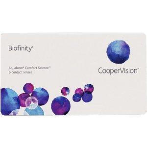 CooperVisionBiofinity | lenspure