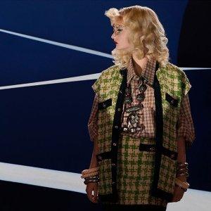 6折起 Prada上衣£55 Chanel小香风外套£687闪购:Chanel、Celine、Gucci、MiuMiu超多大牌美衣抄底入