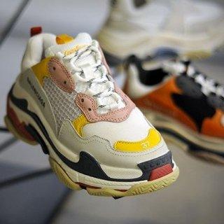 最高减$550+限时免邮  变相7.25折独家:TESSABIT 老爹鞋专场 巴黎世家、Fendi、MiuMiu等大牌超值收