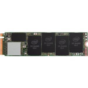 Intel 660p 1TB NVME 3D QLC 固态硬盘