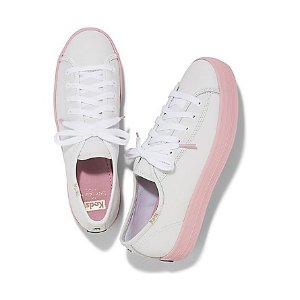 Kedsx kate spade new york Triple Kick Colorblock Leather