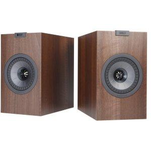 KEFKEF Q150 (Walnut) Bookshelf speakers at Crutchfield