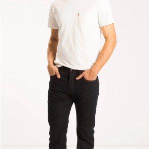Levi's口袋T恤