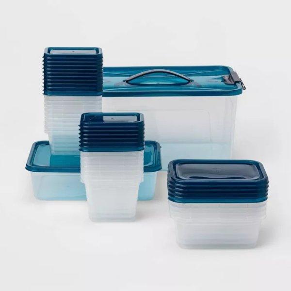 食物储存盒 50件套