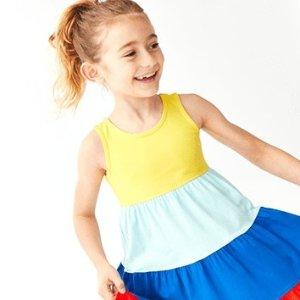 低至$8.99Hanna Andersson 高品质儿童服饰特卖