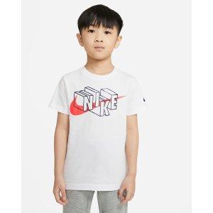 Nike小童T恤