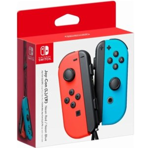 Nintendo Joy-Con Wireless Controller - Neon Blue/Neon Red