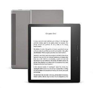 AmazonAll-new Kindle Oasis Free 4G LTE + Wi-Fi (32GB)