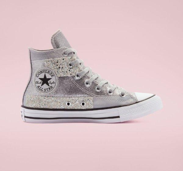 Glitter Shine Chuck Taylor All Star运动鞋