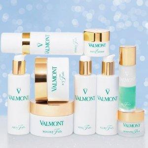 无门槛7.5折独家:Valmont 法尔曼护肤品热卖 收院线版大包装系列护肤